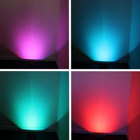 Rgb Flood Light Modo Lights